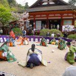 4月29日は談山神社のけまり祭♪