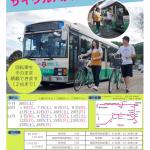 明日香サイクルバスが運行されますよ!!