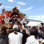 入鹿神社の餅まきに行ってきました♪