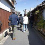 今井町空き町家見学会に行ってきました