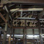 今井町 称念寺本堂保存修復工事見学会に行ってきました