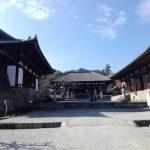 奈良マラソンへの挑戦~その⑤当麻寺の紅葉~